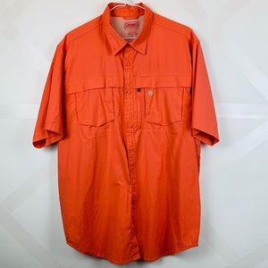 Coleman Short-Sleeve Adventure Shirt, Size XL
